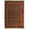 Safavieh Rectangle: 6' x 9' - Turkistan Green / Red Oriental Rug