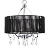 Safavieh New Vienna 3 Light Drum Chandelier