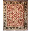 Safavieh Dynasty Burgundy/Black Area Rug