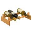 Wooden Mallet Dakota 4 Bottle Wine Rack