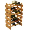 Wooden Mallet Dakota 24 Bottle Wine Rack