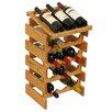 Wooden Mallet Dakota 15 Bottle Wine Rack