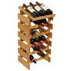 Wooden Mallet Dakota 18 Bottle Wine Rack