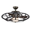 "Savoy House 26"" Alsace 3 Blade Ceiling Fan"