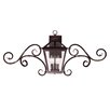Savoy House Ellijay 3 Light Wall Lantern
