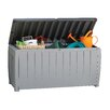 Keter Novel 90 Gallon Resin Deck Box