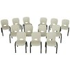 Lifetime Armless Contemporary Childrens Stacking Chair (Set of 13)