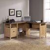 Sauder August Hill L-Shaped Corner Desk
