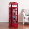 Wildon Home ® Phone Booth Storage Cabinet