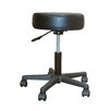 Drive Medical Height Adjustable Padded Seat Revolving Pneumatic Stool