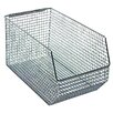 Quantum Storage Mesh Stack and Hang Bins (Set of 10)