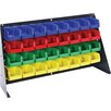 Quantum Storage Large Bench Rack with Bins (Complete Package)