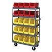 "Quantum Storage 24 "" Mobile Shelf Truck"