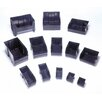 "Quantum Storage Recycled Ultra Series Bins (3"" H x 4 1/8"" W x 5 3/8"" D) (Set of 24)"