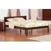 Atlantic Furniture Orlando King Panel Bed