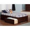 Atlantic Furniture Concord Twin XL Platform Bed
