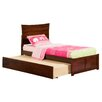 Atlantic Furniture Miami Panel Bed with Trundle
