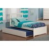 Atlantic Furniture Urban Lifestyle Mission Bed with Trundle