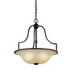 Sea Gull Lighting Trempealeau 3 Light Mini Pendant