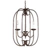 Sea Gull Lighting Holman 3 Light Foyer Pendant