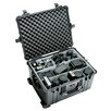 """Pelican Products Equipment Case: 19.38"""" x 24.81"""" x 13.88"""""""