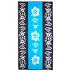 Simple Luxury Superior Oversize Jacquard Cotton Floral Beach Towel