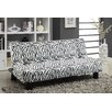 Primo International Maple Convertible Sofa
