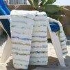 Greenland Home Fashions Jasmine Ruffle Cotton Throw