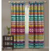 Greenland Home Fashions Southwest Curtain Panel (Set of 2)