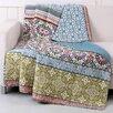 Greenland Home Fashions Shangri-La Cotton Throw