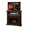 Dimplex Montgomery TV Stand with Electric Fireplace