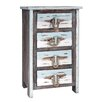 StyleCraft Home 4 Drawer Chest