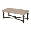 StyleCraft Home Upholstered Bench