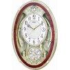 Rhythm U.S.A Inc Enchantment Wall Clock