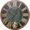 """Rhythm U.S.A Inc Lancaster 22"""" Wall Clock"""