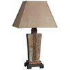"Uttermost Slate 29"" H Table Lamp with Empire Shade"