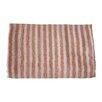 Bacati Ikat/Stripes 2 Piece Muslin Crib Sheet Set