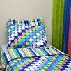 Bacati Dots & Stripes Comforter Set
