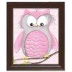 Doodlefish Birds and Bunnies Framed Art