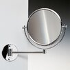 Windisch by Nameeks Double Face Wall Mounted 5X Magnifying Mirror