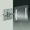 Windisch by Nameeks Wall Mounted 3X Magnifying LED Mirror with One Arm Direct Wired