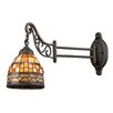 Landmark Lighting Mix-N-Match Swing Arm Wall Sconce
