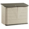 Rubbermaid 5 Ft. W x 1 Ft. D Plastic Storage Shed