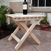 Shine Company Inc. Adirondack Folding Table