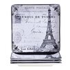 "Certified International Paris Travel 10.5"" Dinner Plate (Set of 4)"