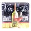 Certified International House Wine Square Platter