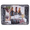 Certified International Grand Vin Rectangular Platter