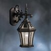 Kichler Townhouse 1 Light Wall Lantern