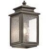 Kichler Wiscombe Park 1 Light Wall Lantern