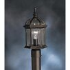New Street 1 Light Outdoor Post Lantern